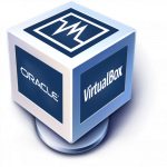 VirtualBox – The second operating system as an application within the primairy operating system.